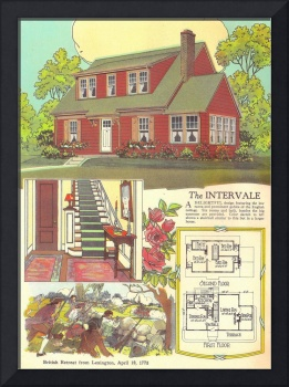 1925 HOME & FLOOR-PLAN