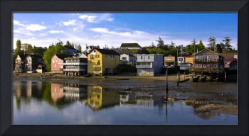 Coupeville Reflection June