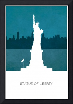 Statue of Liberty w