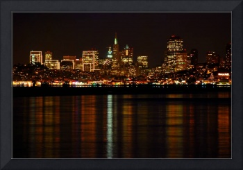 San Francisco Holiday Season From Sausalito  12_2