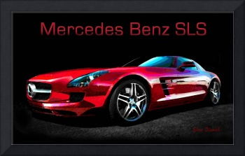 Mercedes SLS Gull-Wing