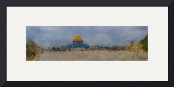 The Temple Mount by D. Brent Walton
