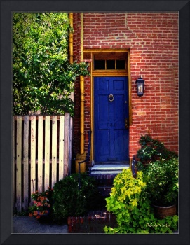 Blue Door, Baltimore