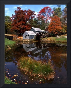 Mabry Mill Blue Ridge Parkway Virginia