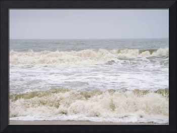 Dirty waves, Outer Banks