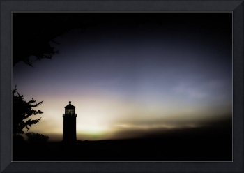 Lighthouse on the Cape