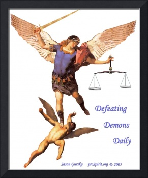 Archangel Michael - Defeating Demons Daily