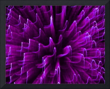 Fire Art Fire Blast Purple