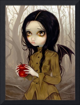 Gothic Fairy Art:  Autumn is My Last Chance
