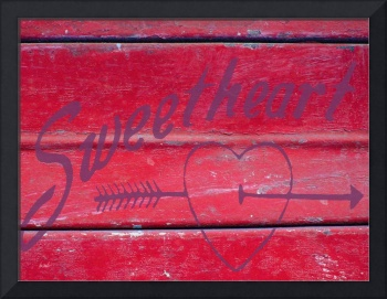 SWEETHEART - URBAN STREET ART