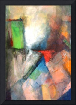 Breakthrough  76x51cm