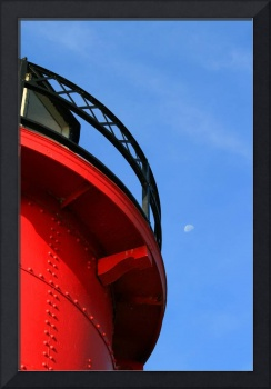 The Lighthouse And The Moon