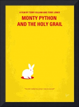 No036 My Monty Python And The Holy Grail minimal