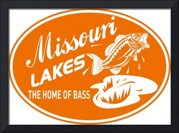 largemouth bass missouri lakes