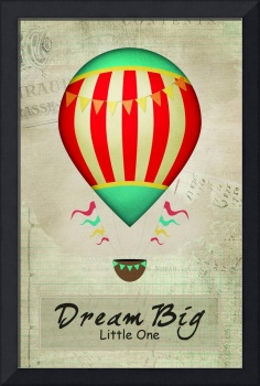 Dream Big - Nursery