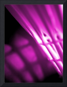 Pink Abstract Wall Art