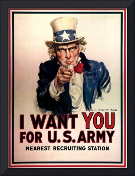 Uncle Sam US Army