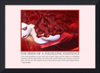 The Seeds of a Fulfilling Existence