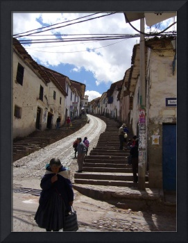 solo otro dia en cusco        just another day in