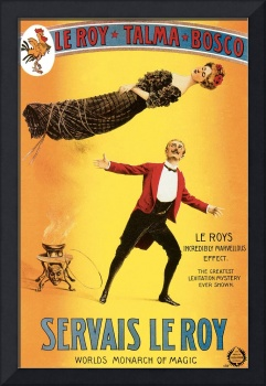Servais Le Roy - Greatest Levitation Mystery