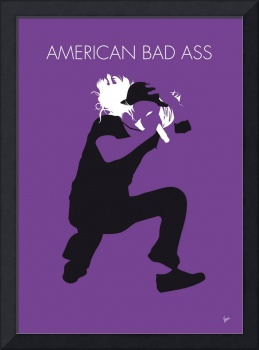 No181 MY Kid Rock Minimal Music poster