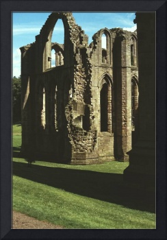 Fountains Abbey in Summer 3