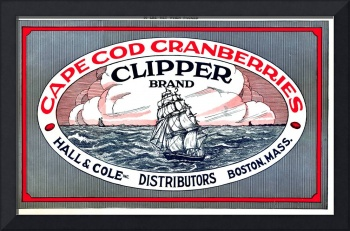 Cranberry Packing Label (c. 1927)
