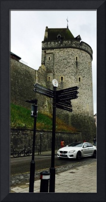 Windsor Turret and Signage
