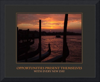 Opportunities Present Themselves Affirmation