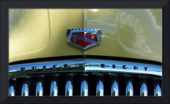 Classic Car Buick Eight Grill