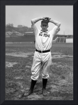 Christy Mathewson wind up