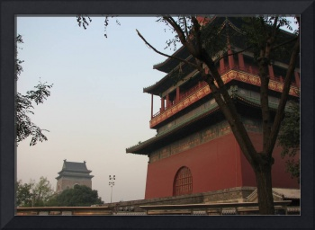 Drum and Bell towers, Beijing, China