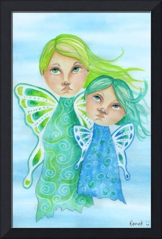 Teal Fairies
