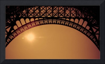 Eiffel Tower Arch, Asian Style