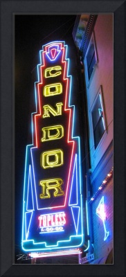 San Francisco Neon Signs::Condor