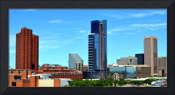 Tall Buildings in Baltimore, Maryland