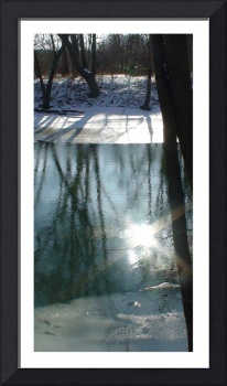 10x20winter embarr sun reflect