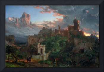 The Spirit of War by Jasper Francis Cropsey