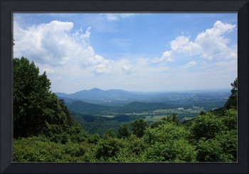 Blue Ridge Mountains - Virginia