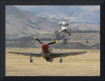 Yak-3 Seasprite SH2G Warbirds Over Wanaka 2010 NZ
