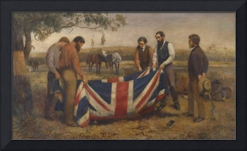 William Strutt~The Burial of Burke