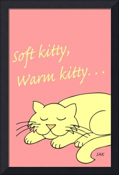 Soft Kitty