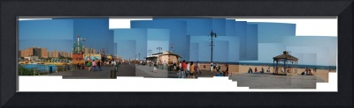 Coney Island Panorama