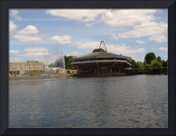 Central Hall at University of York