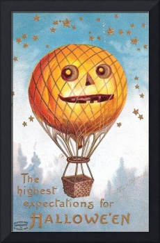 Halloween Hot Air