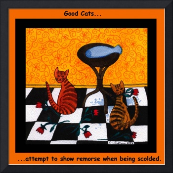 Cats and Remorse