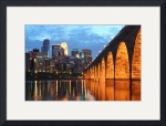 Minneapolis Stone Arch Bridge by Wayne Moran