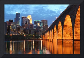 Minneapolis Stone Arch Bridge