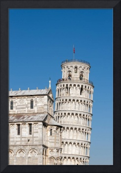 Leaning Tower and Cathedral, Pisa, Italy