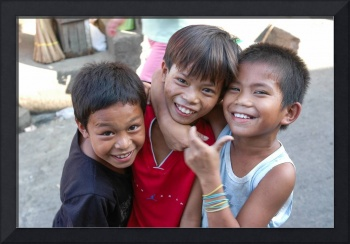 Filipino Children -1